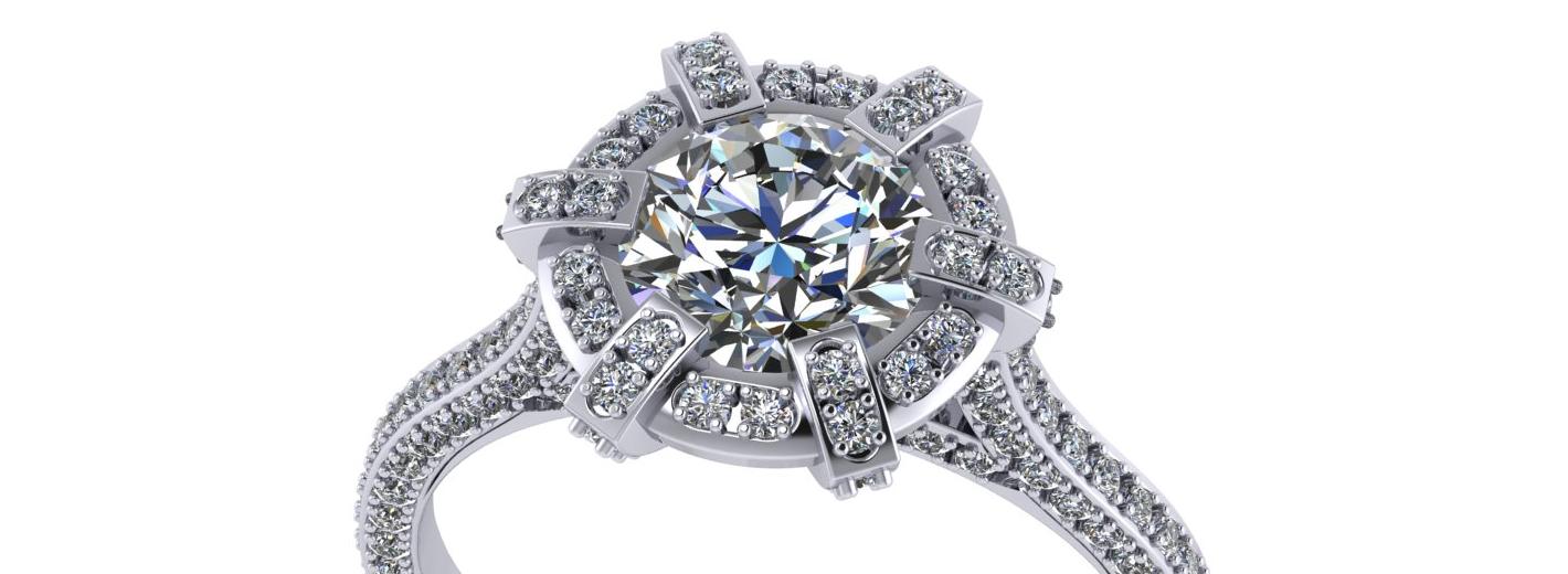 Gyémánt eljegyzési gyűrűk